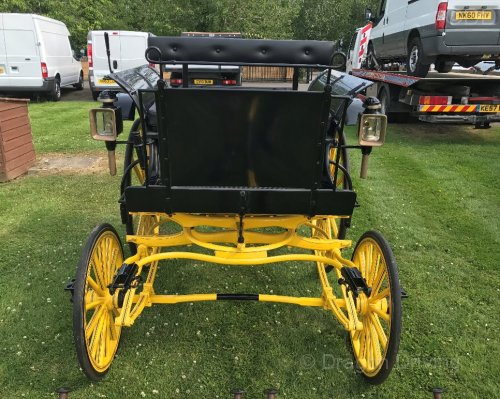 4 Wheel Rally Cart