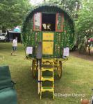 Barrel Top Wagon