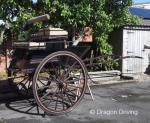 Windover Tandem Dog Cart